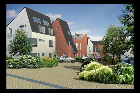 Bournville Village redevelopment scheme